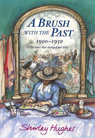 A Brush With The Past - Jacket