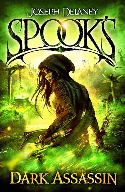 Spook's: Dark Assassin - Jacket