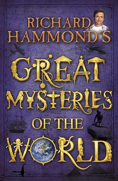Richard Hammond's Great Mysteries of the World - Jacket