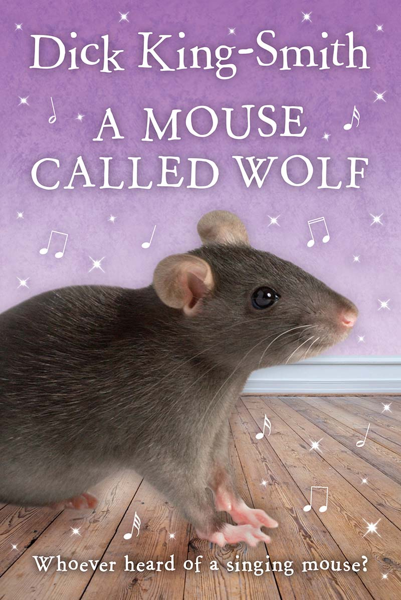 A Mouse Called Wolf - Jacket