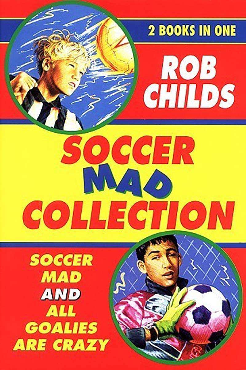 The Soccer Mad Collection - Jacket