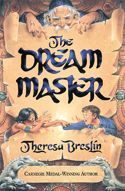The Dream Master - Jacket