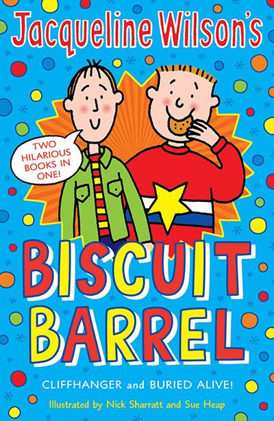 Jacqueline Wilson Biscuit Barrel - Jacket