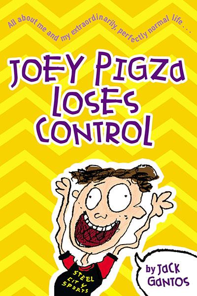 Joey Pigza Loses Control - Jacket