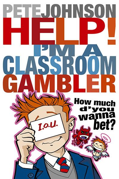 Help! I'm a Classroom Gambler - Jacket