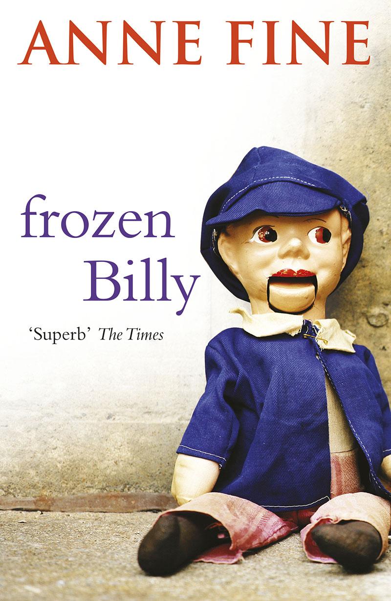 Frozen Billy - Jacket