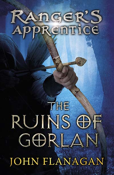 The Ruins of Gorlan (Ranger's Apprentice Book 1 ) - Jacket