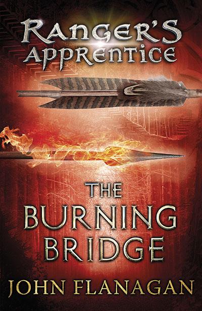 The Burning Bridge (Ranger's Apprentice Book 2) - Jacket