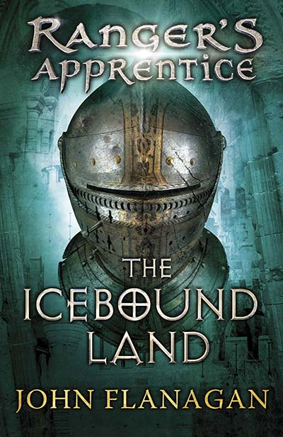 The Icebound Land (Ranger's Apprentice Book 3) - Jacket