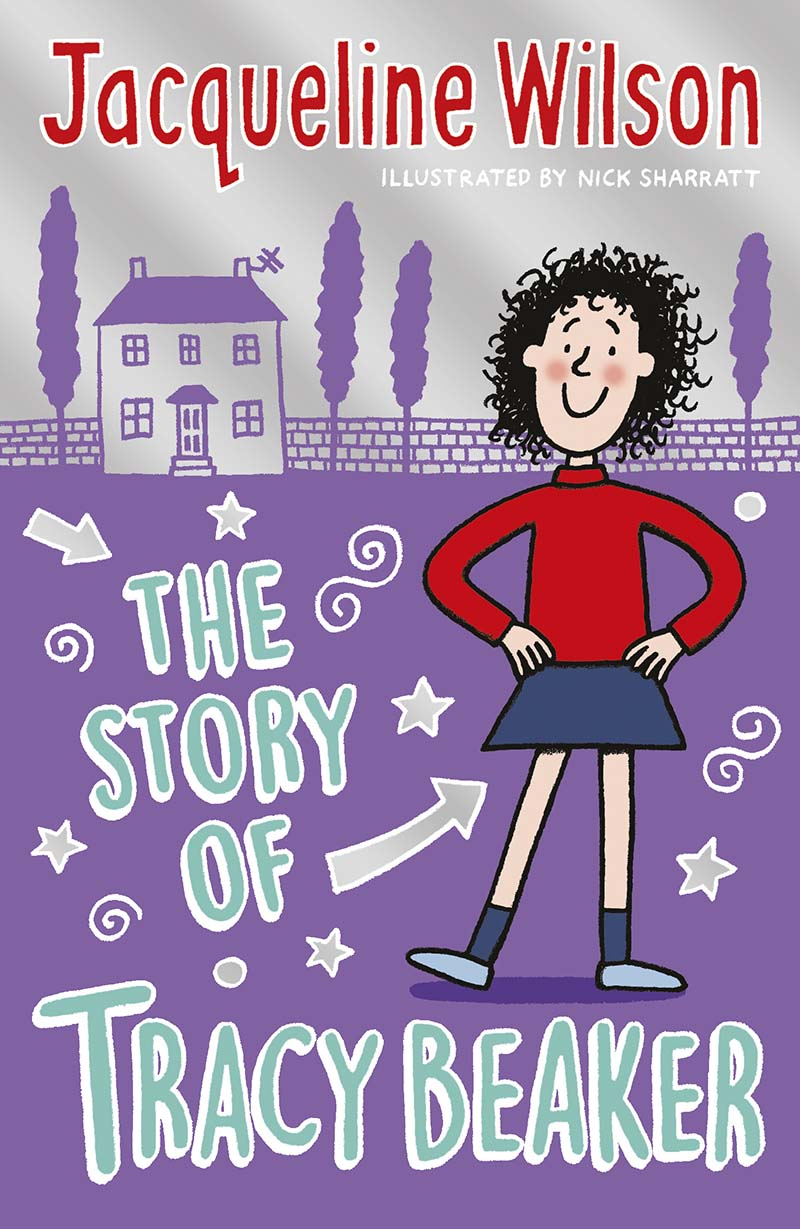 The Story of Tracy Beaker - Jacket