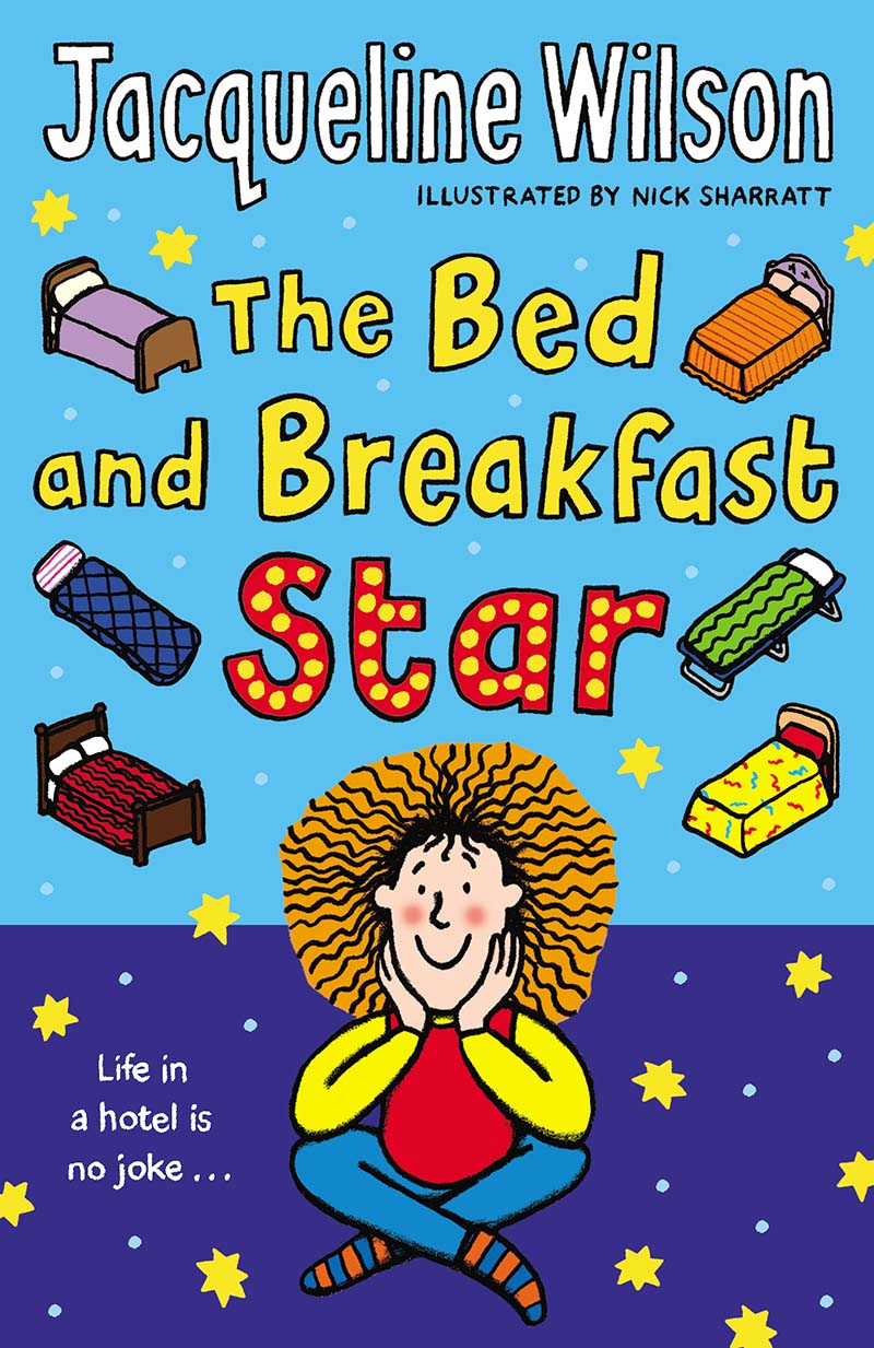 The Bed and Breakfast Star - Jacket