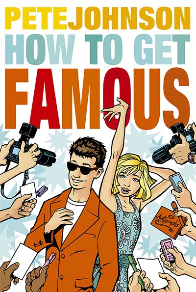How to Get Famous - Jacket