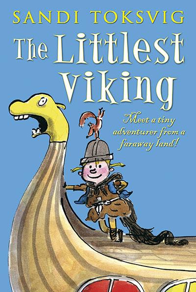 The Littlest Viking - Jacket