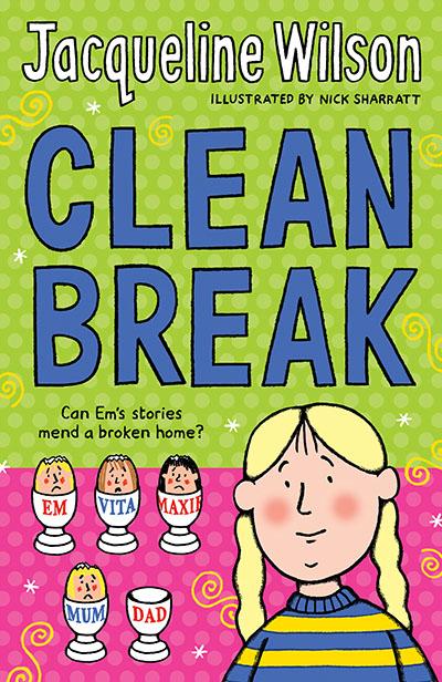 Clean Break - Jacket