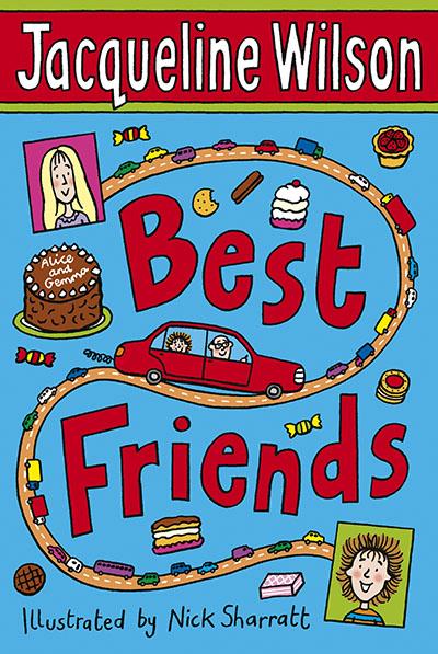 Best Friends - Jacket