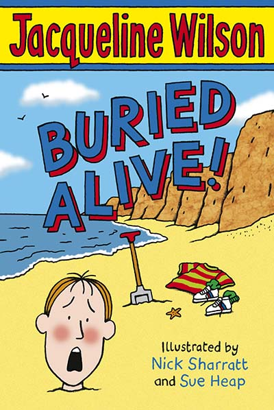 Buried Alive! - Jacket