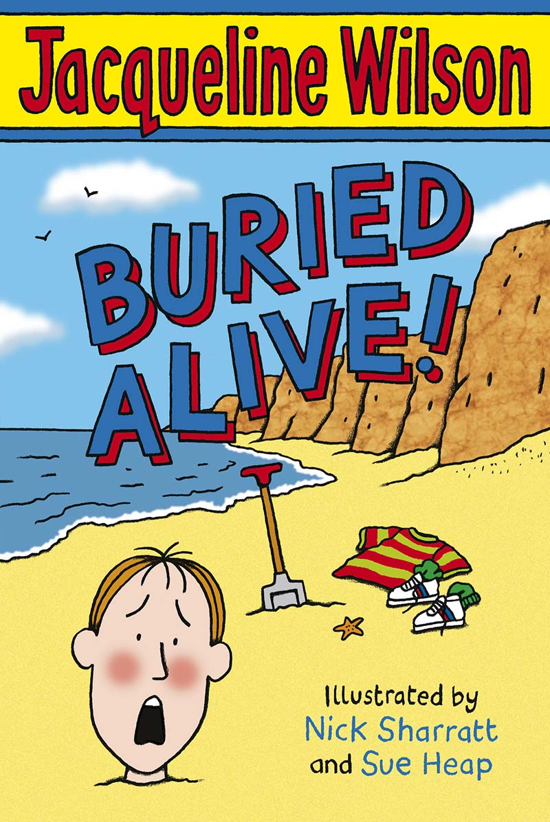 Buried Alive! - Jacket