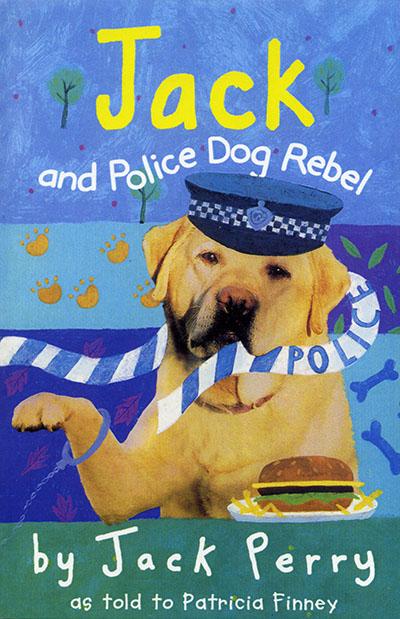 Jack And Police Dog Rebel - Jacket