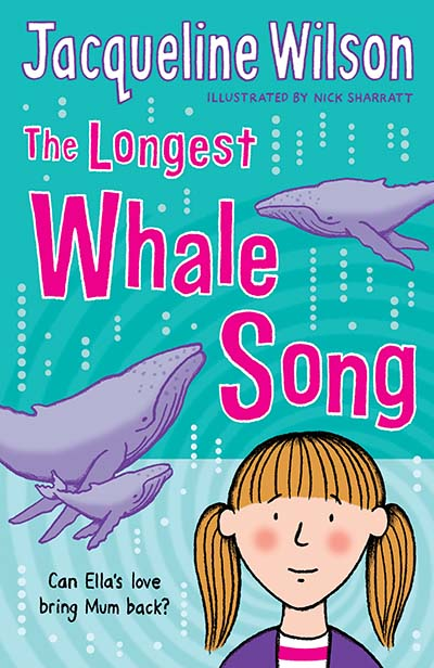 The Longest Whale Song - Jacket