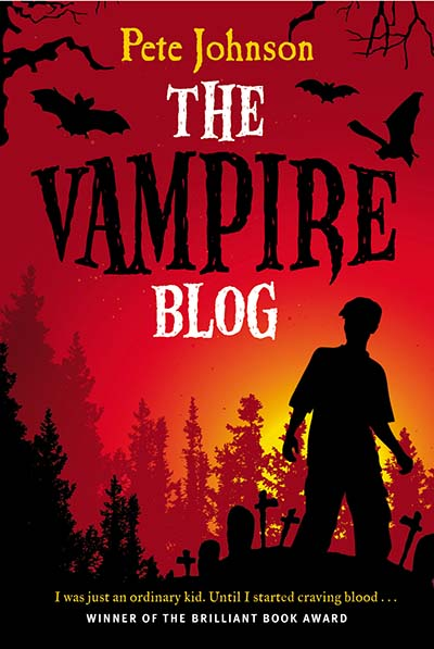 The Vampire Blog - Jacket