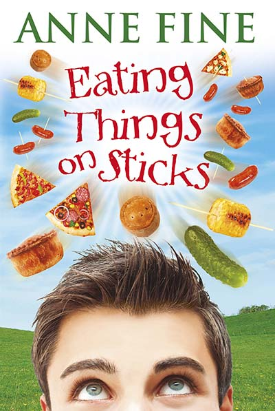 Eating Things on Sticks - Jacket