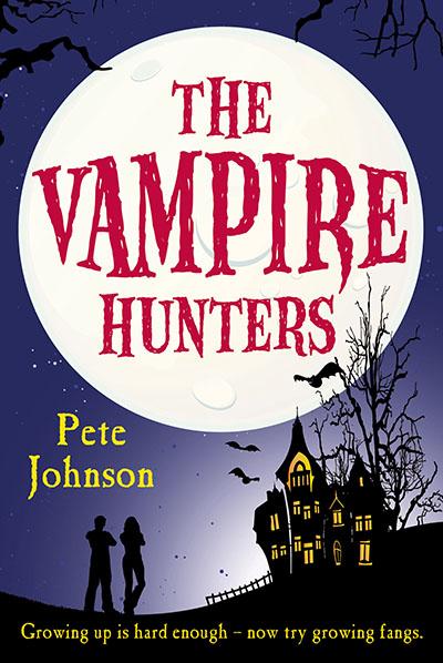 The Vampire Hunters - Jacket