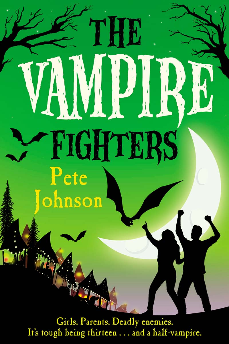 The Vampire Fighters - Jacket