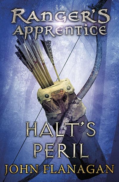 Halt's Peril (Ranger's Apprentice Book 9) - Jacket