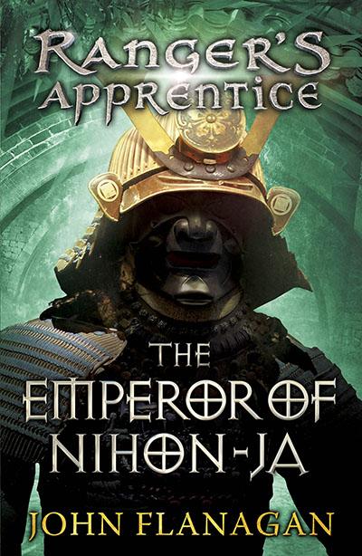 The Emperor of Nihon-Ja (Ranger's Apprentice Book 10) - Jacket