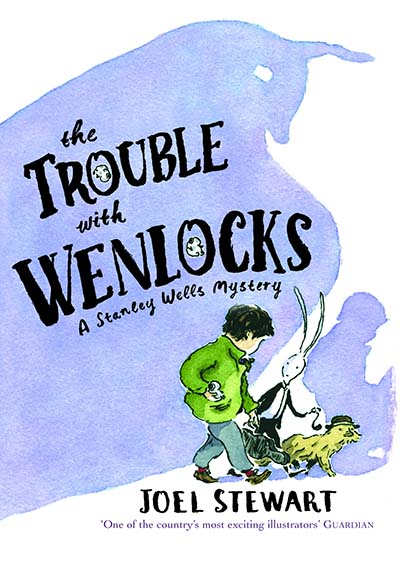 The Trouble with Wenlocks: A Stanley Wells Mystery - Jacket