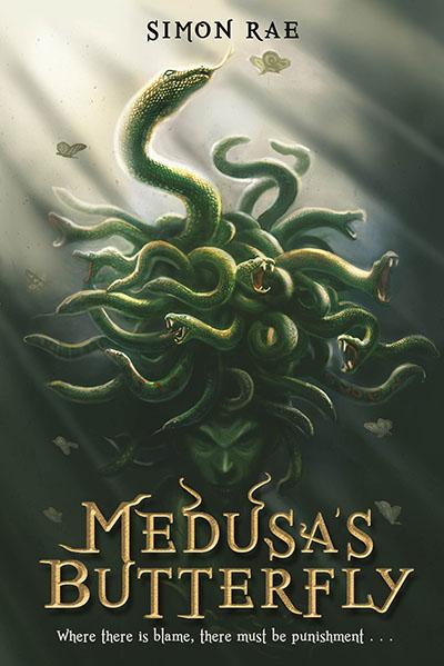 Medusa's Butterfly - Jacket
