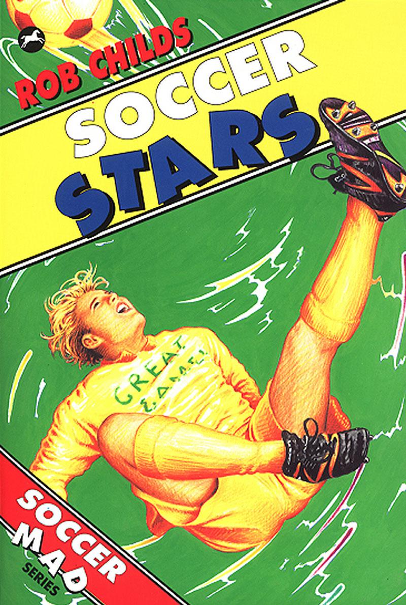 Soccer Stars - Jacket