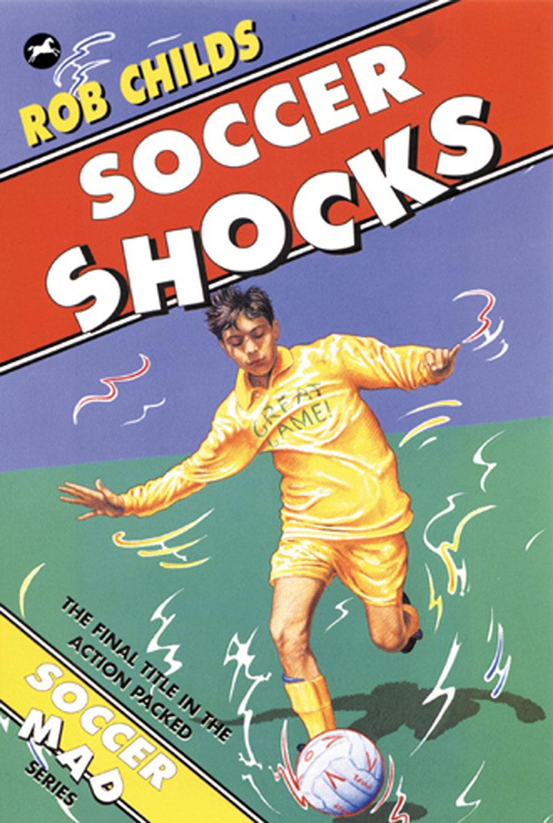 Soccer Shocks - Jacket