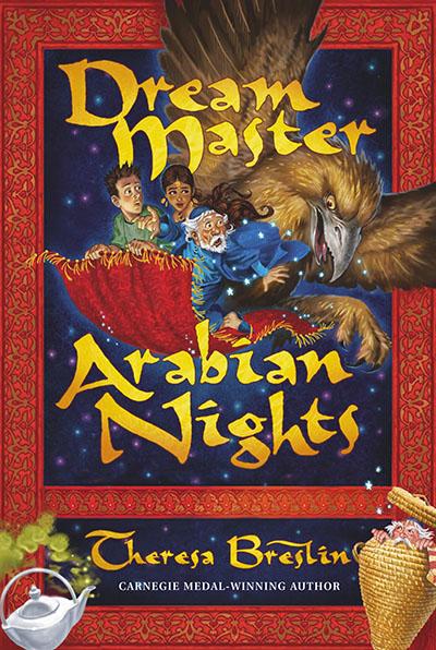 Dream Master: Arabian Nights - Jacket