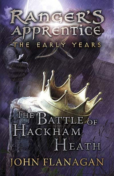 The Battle of Hackham Heath (Ranger's Apprentice: The Early Years Book 2) - Jacket