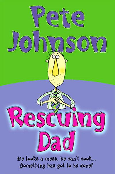 Rescuing Dad - Jacket