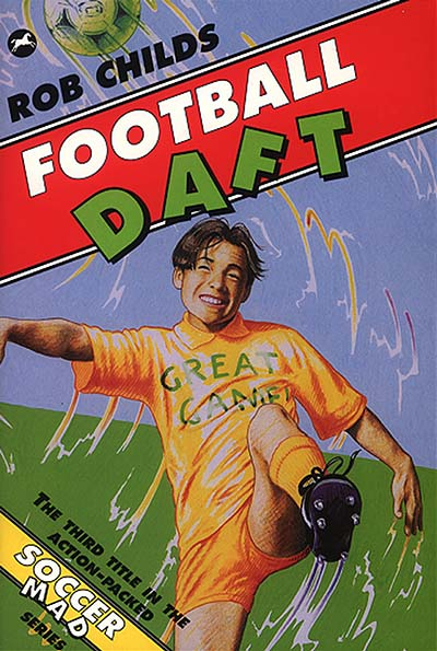 Football Daft - Jacket