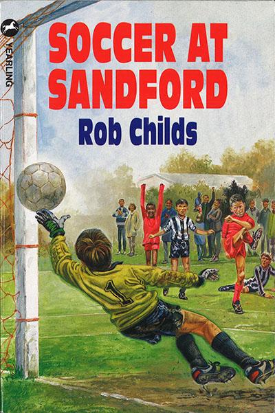 Soccer At Sandford - Jacket