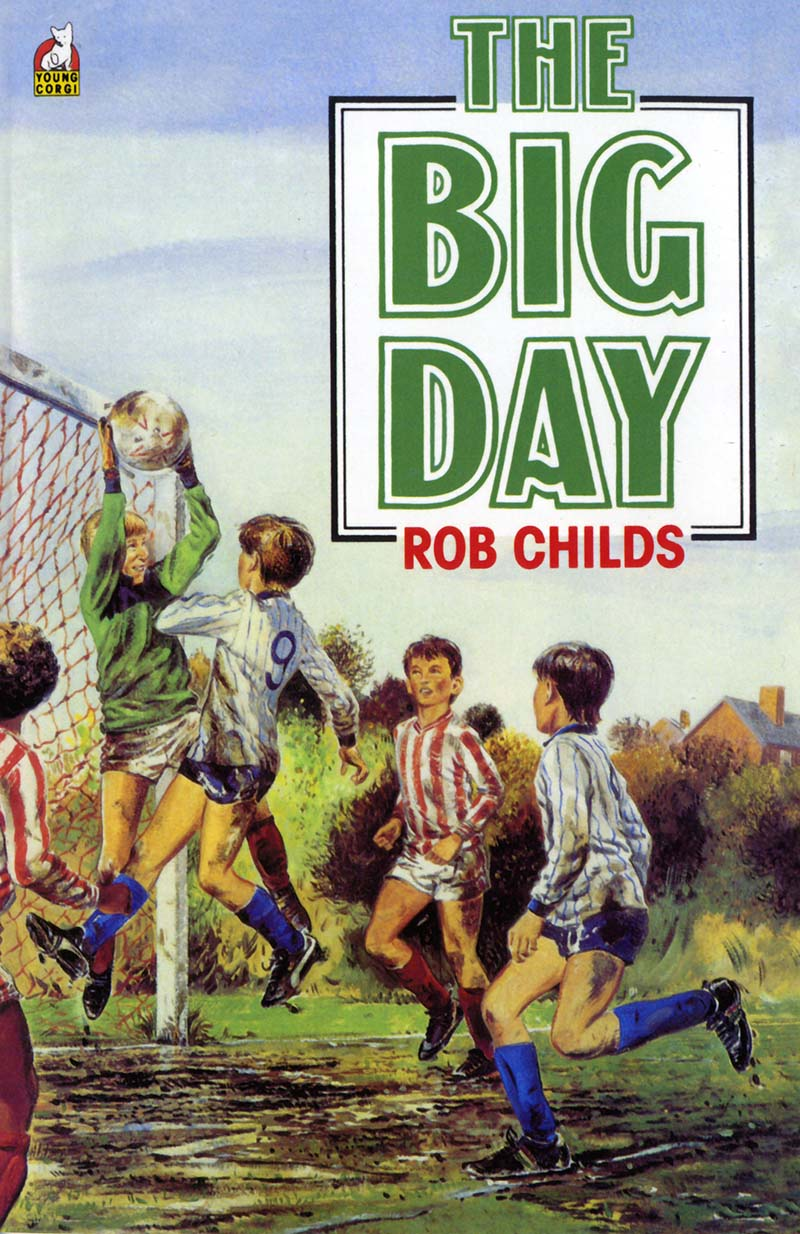 The Big Day - Jacket
