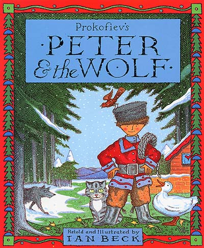 Peter And The Wolf - Jacket