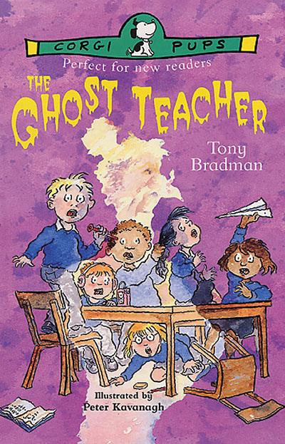The Ghost Teacher - Jacket