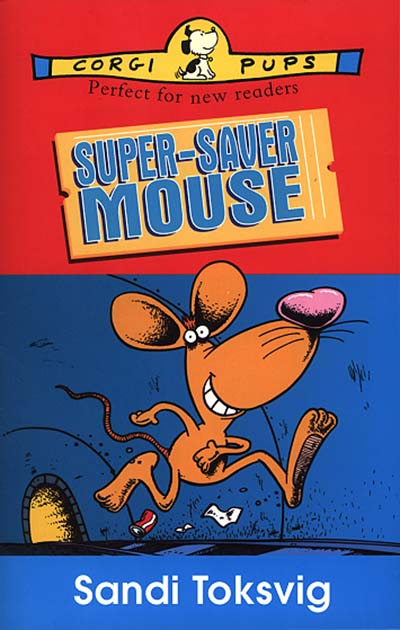 Super-Saver Mouse - Jacket