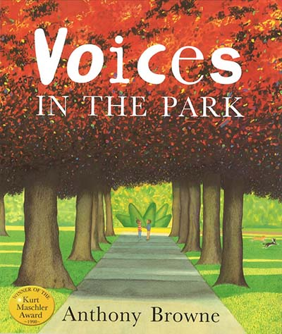 Voices in the Park - Jacket