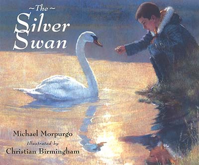 The Silver Swan - Jacket