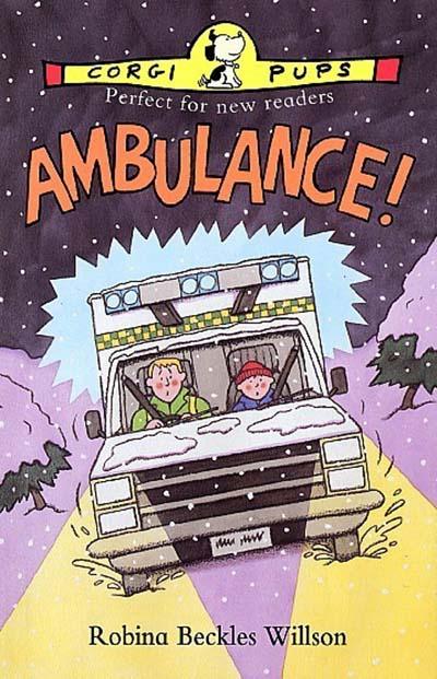 Ambulance! - Jacket