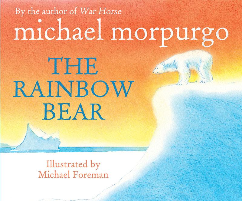 The Rainbow Bear - Jacket