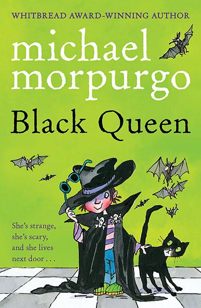 Black Queen - Jacket