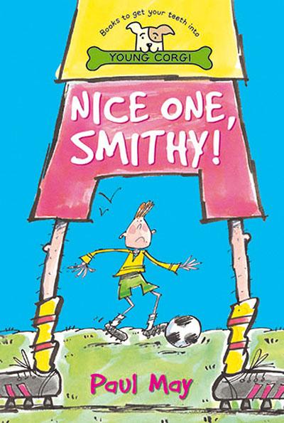 Nice One Smithy! - Jacket