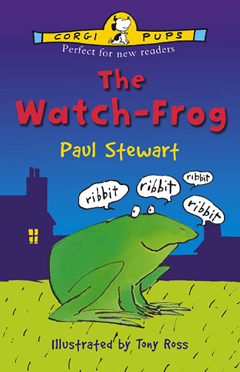 The Watch-Frog - Jacket