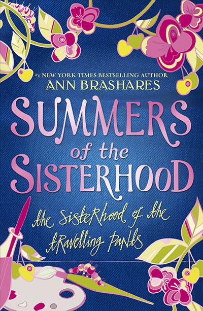 Summers of the Sisterhood: The Sisterhood of the Travelling Pants - Jacket